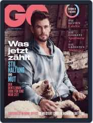GQ (D) (Digital) Subscription June 1st, 2020 Issue