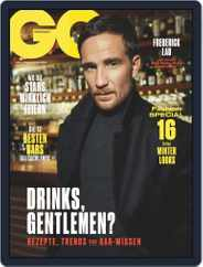GQ (D) (Digital) Subscription January 1st, 2020 Issue