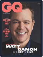 GQ (D) (Digital) Subscription November 1st, 2019 Issue