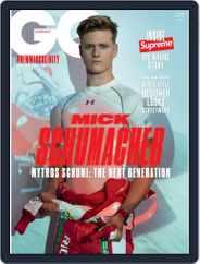 GQ (D) (Digital) Subscription September 1st, 2019 Issue