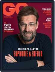GQ (D) (Digital) Subscription May 1st, 2019 Issue