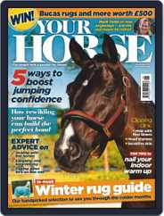 Your Horse (Digital) Subscription December 1st, 2019 Issue