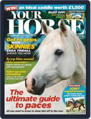 Your Horse (Digital) Subscription September 1st, 2019 Issue