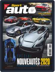 Sport Auto France (Digital) Subscription April 1st, 2020 Issue