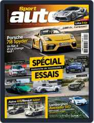 Sport Auto France (Digital) Subscription August 1st, 2019 Issue