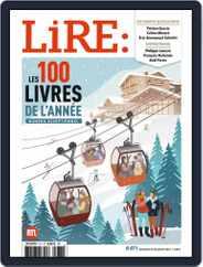 Lire (Digital) Subscription December 1st, 2018 Issue