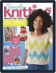 Simply Knitting (Digital) Subscription June 1st, 2020 Issue