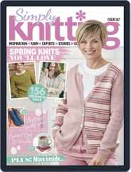 Simply Knitting (Digital) Subscription May 1st, 2020 Issue