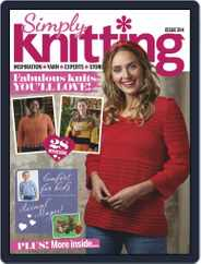 Simply Knitting (Digital) Subscription February 1st, 2020 Issue