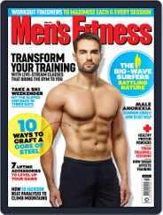Men's Fitness UK (Digital) Subscription April 1st, 2020 Issue