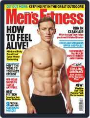 Men's Fitness UK (Digital) Subscription October 1st, 2019 Issue
