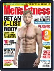 Men's Fitness UK (Digital) Subscription September 1st, 2019 Issue