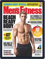 Men's Fitness UK (Digital) Subscription July 1st, 2019 Issue