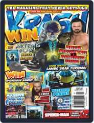 KRASH (Digital) Subscription July 1st, 2020 Issue