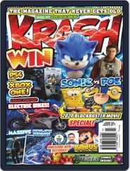 KRASH (Digital) Subscription March 1st, 2020 Issue