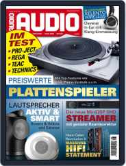 Audio Germany (Digital) Subscription August 1st, 2019 Issue