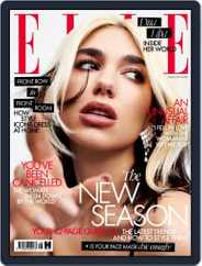 Elle UK (Digital) Subscription August 1st, 2020 Issue