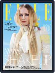 Elle UK (Digital) Subscription April 1st, 2020 Issue
