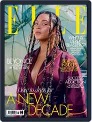 Elle UK (Digital) Subscription January 1st, 2020 Issue