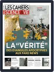 Les Cahiers De Science & Vie (Digital) Subscription January 1st, 2019 Issue
