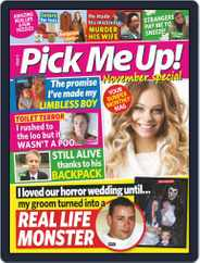 Pick Me Up! Special (Digital) Subscription November 1st, 2019 Issue