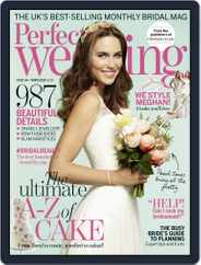 Perfect Wedding (Digital) Subscription March 1st, 2018 Issue