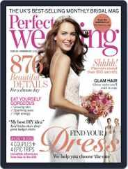 Perfect Wedding (Digital) Subscription November 1st, 2017 Issue