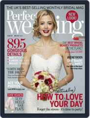 Perfect Wedding (Digital) Subscription June 1st, 2017 Issue