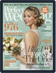 Perfect Wedding (Digital) Subscription May 1st, 2017 Issue