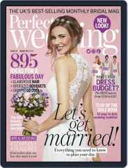 Perfect Wedding (Digital) Subscription March 1st, 2017 Issue