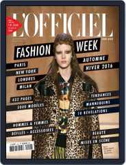 Fashion Week (Digital) Subscription April 21st, 2016 Issue