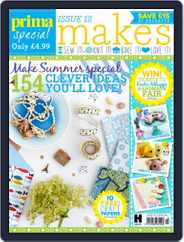 Prima Makes Magazine (Digital) Subscription July 1st, 2016 Issue