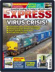 Rail Express (Digital) Subscription May 1st, 2020 Issue