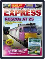 Rail Express (Digital) Subscription October 1st, 2019 Issue