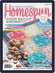Australian Homespun (Digital) Subscription April 1st, 2020 Issue