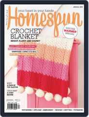 Australian Homespun (Digital) Subscription June 1st, 2019 Issue