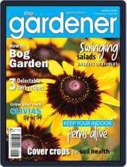 The Gardener (Digital) Subscription March 1st, 2020 Issue