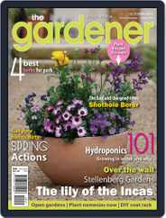 The Gardener (Digital) Subscription October 1st, 2019 Issue