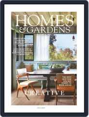 Homes & Gardens (Digital) Subscription July 1st, 2020 Issue