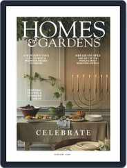 Homes & Gardens (Digital) Subscription January 1st, 2020 Issue