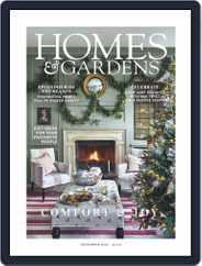 Homes & Gardens (Digital) Subscription December 1st, 2019 Issue