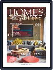 Homes & Gardens (Digital) Subscription October 1st, 2019 Issue
