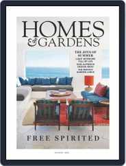 Homes & Gardens (Digital) Subscription August 1st, 2019 Issue