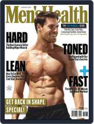 Men's Health South Africa (Digital) Subscription January 1st, 2020 Issue