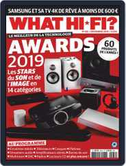 What Hifi France (Digital) Subscription December 1st, 2019 Issue
