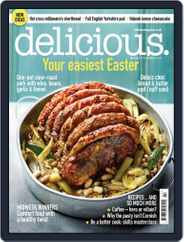 Delicious UK (Digital) Subscription March 1st, 2020 Issue