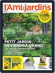 L'Ami des Jardins (Digital) Subscription September 1st, 2019 Issue