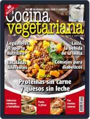 Cocina Vegetariana (Digital) Subscription April 24th, 2018 Issue