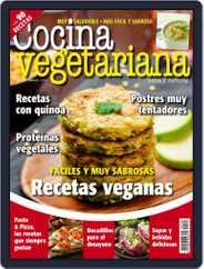 Cocina Vegetariana (Digital) Subscription October 25th, 2017 Issue