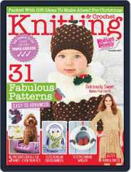 Knitting & Crochet from Woman's Weekly Magazine (Digital) Subscription December 1st, 2017 Issue